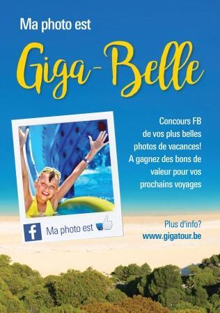 Ma photo est Giga-Belle