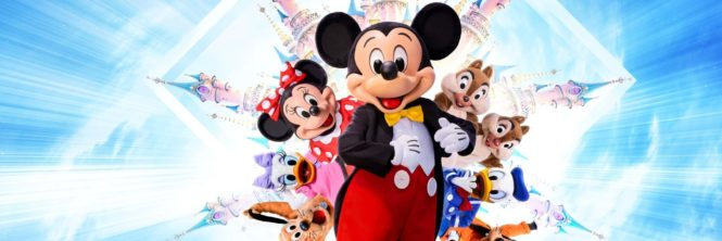 Mickey à Paris. Et vous ?